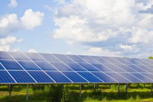 Solarparks absichern mit Videoüberwachung