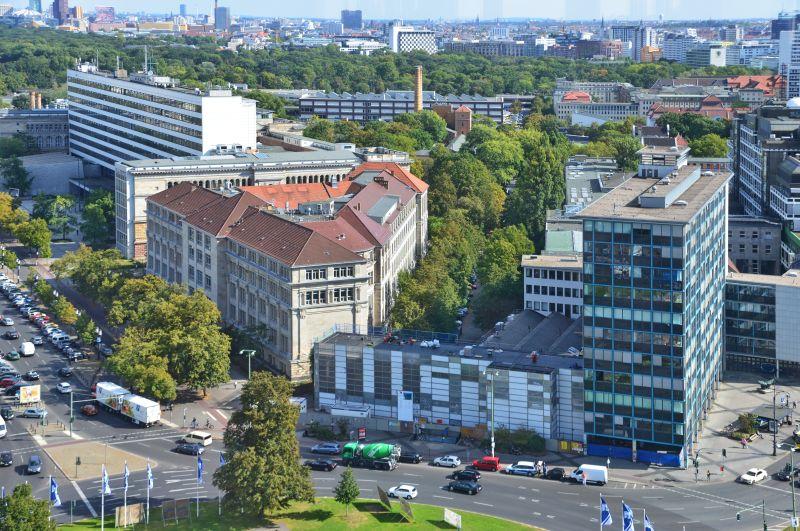 Wichtige Verkehrsdatenerfassung in Berlin