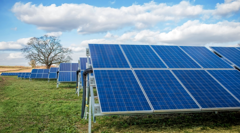 Verschiedene Lösungen für Sicherheitssysteme für Solarparks