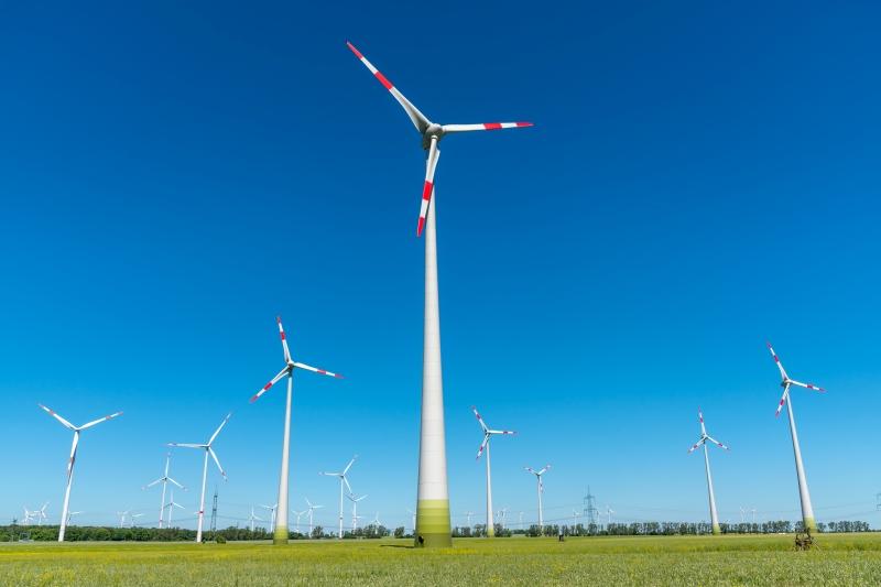 Effektive Sicherungstechniken für die Sicherheit von Windkraftanlagen